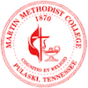Martin Methodist College Logo or Seal