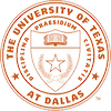 The University of Texas at Dallas Logo or Seal