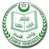 Jamia Hamdard's Official Logo/Seal