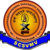 Sri Chandrasekharendra Saraswathi Viswa Mahavidyalaya Logo or Seal