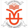 Kannur University Logo or Seal