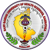 Rajiv Gandhi University of Health Sciences Logo or Seal