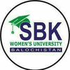 Sardar Bahadur Khan Women's University Logo or Seal