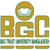Begum Gulchemonara Trust University's Official Logo/Seal
