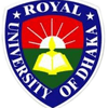 Royal University of Dhaka Logo or Seal