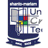 Shanto Mariam University of Creative Technology Logo or Seal