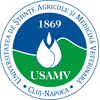 University of Agricultural Sciences and Veterinary Medicine, Cluj-Napoca Logo or Seal
