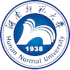 Hunan Normal University Logo or Seal