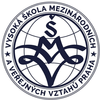 University College of International and Public Relations, Prague Logo or Seal