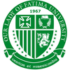 Our Lady of Fatima University's Official Logo/Seal