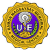 University of the East Ramon Magsaysay Logo or Seal
