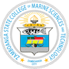 Zamboanga State College of Marine Sciences and Technology Logo or Seal