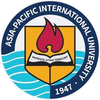 Asia-Pacific International University's Official Logo/Seal