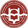 Dzemal Bijedic University of Mostar Logo or Seal
