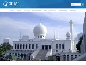 Al Azhar University of Indonesia Screenshot