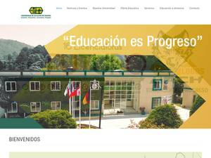 Universidad de Los Altos de Chiapas S.C.'s Website Screenshot