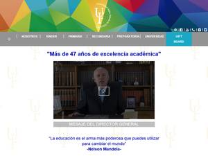 Universidad Isidro Fabela de Toluca S.C.'s Website Screenshot