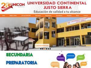 Continental University of Justo Sierra Screenshot