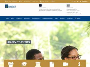 Babcock University Screenshot