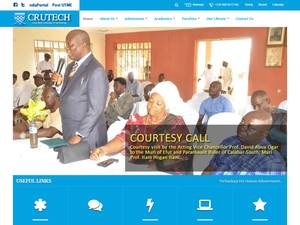 Cross River University of Technology Screenshot