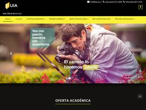 International University of the Americas Screenshot