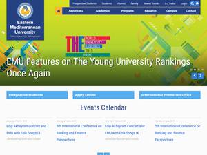 Eastern Mediterranean University   Ranking & Review