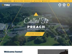 Truett-McConnell University Screenshot