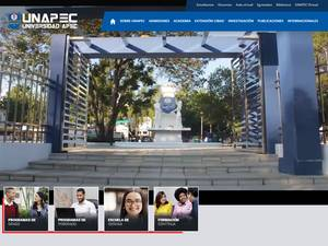 APEC University Screenshot
