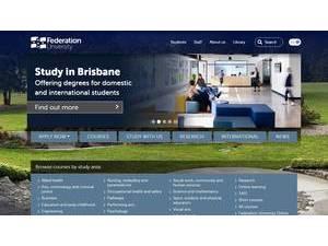 Federation University Australia | Ranking & Review
