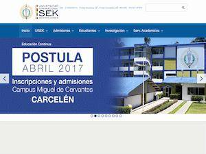 SEK University Screenshot