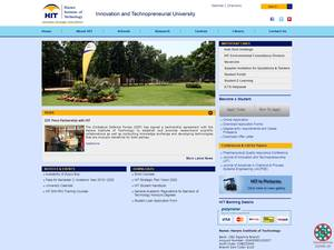 Harare Institute of Technology Screenshot