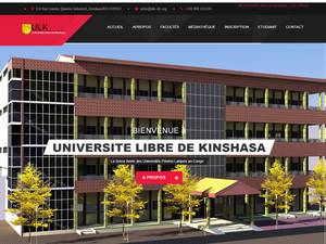 Free University of Kinshasa Screenshot
