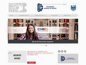 Cerro Azul Institute of Technology Screenshot