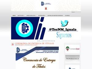 Iguala Institute of Technology Screenshot