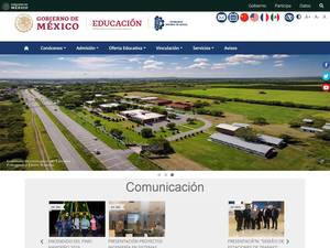 Linares Institute of Technology Screenshot