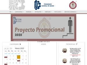 Instituto Tecnológico de Mérida Screenshot