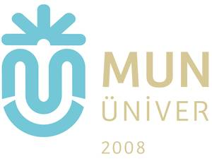 Munzur Üniversitesi's Website Screenshot