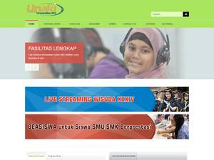 Universitas AKI Screenshot