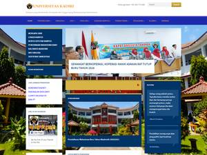 University of Kadiri Screenshot