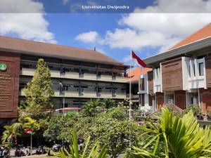Universitas Dwijendra Screenshot