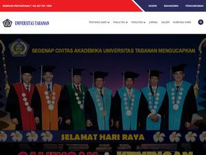 University of Tabanan Screenshot