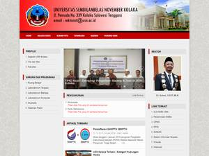 19 November University of Kolaka Screenshot