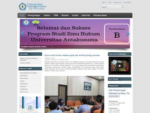Universitas Antakusuma Screenshot