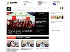 Universitas Darussalam Ambon Screenshot