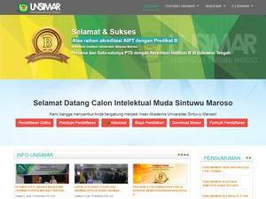 Sintuwu Maroso University Screenshot