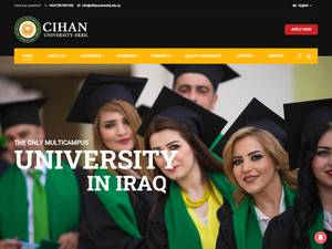 Cihan University Screenshot