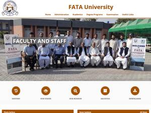 FATA University Screenshot