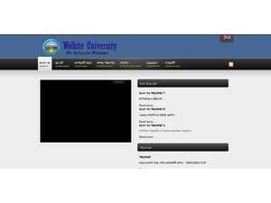 Wolkite University | Ranking & Review