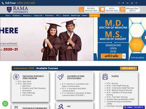 Rama University Screenshot