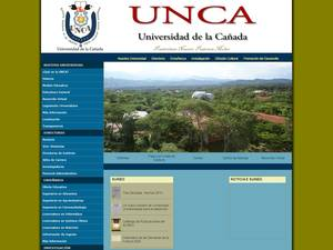 Cañada University Screenshot
